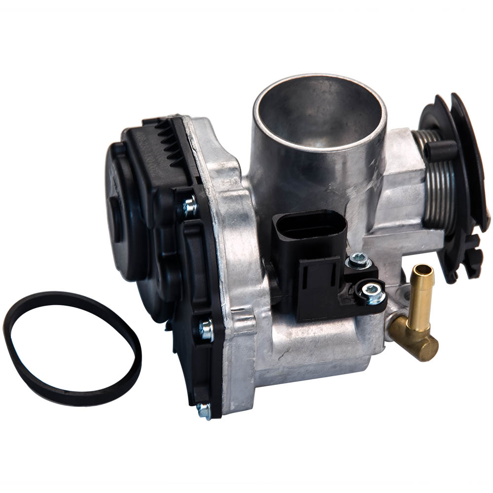 Throttle Body <font><b>030133064D</b></font> FOR SEAT Cordoba Inca SKODA Felicia for VW Golf Mk3 1.0-1.6L 91-04 030 133 064 D image