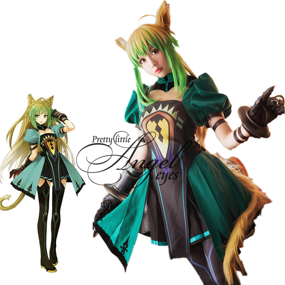 Atalanta Halloween Party 2020 Game Fate/Grand Order Lunar Girlfriend Atalanta Costume Cosplay