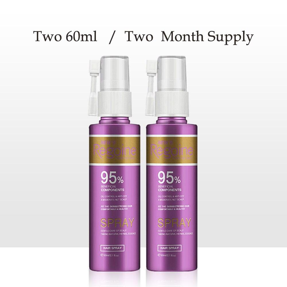 Haar Wachstum Serum Spray Haar Care Wachstum Essenz Reine Original Ätherisches Öl Flüssigkeit Natürliche Haarausfall Behandlung haar wachstum 2 stücke