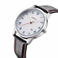 Top marka CRRJU męskie zegarki luksusowy zegarek kwarcowy moda Casual zegarek biznesowy męskie zegarki kwarcowe Relogio Masculino