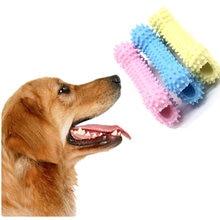 Зубная щетка для собак игрушки жевательные питомцев удаление