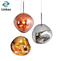 Modern Pendant Lights Glass Pendant Lamps Loft Industrial Hang lamp Lamparas De Techo Colgante Modern Lustre Pendent