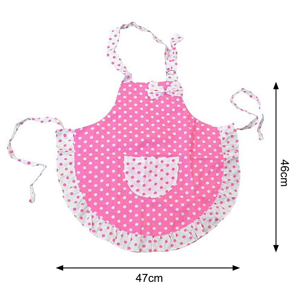 Womens Apron Dress Bib Home Painting Cooking Baking Anti Stain Cleaning in Bibs Burp Cloths from Mother Kids