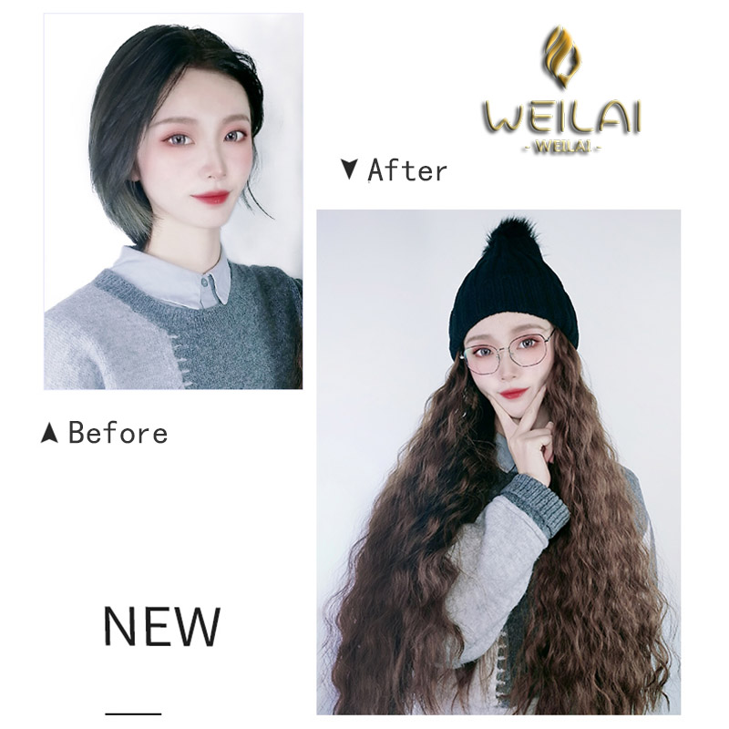 Weilai versão coreana do outono e inverno