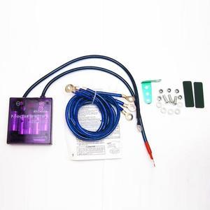 Image 2 - جديد PIVOT MEGA RAIZIN Universal Car موفر الوقود منظم مُثْبِث الْجُهْدِ