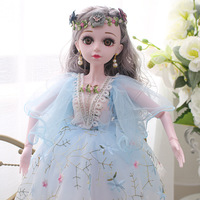60cm super large talking changing Doll Music intelligent Singing Doll Girl Princess Doll Girl Toy birthday gift