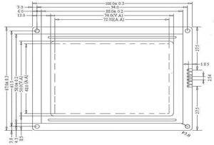 Image 3 - ใหม่ 3.5 นิ้ว HMI I2C IIC โมดูลจอแสดงผล LCD หน้าจอสัมผัสแบบ Capacitive 480x320 สำหรับ Arduino