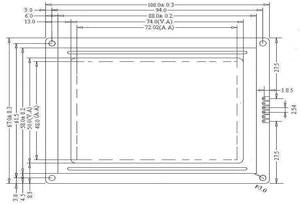 Image 3 - Новый 3,5 дюймовый ЖК дисплей HMI I2C IIC, емкостный сенсорный экран 480x320 для Arduino