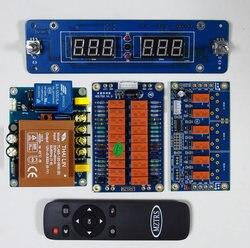 MZTRS Preamp Amplifier Balanced Remote Control Volume Control Board Passive Preamp Board Audio Source Selection Board