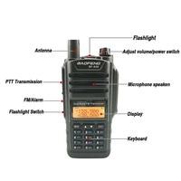 vhf uhf Baofeng BF-A58 מכשיר הקשר IP67 ימית Waterproof שני Band Dual UHF VHF Way רדיו תחנת משדר Ham Radio Baofeng BF A58 (3)