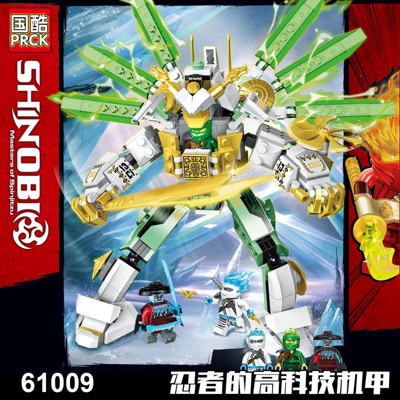 New 316pcs Ninja Lloyd S Titan Mech Model Building Blocks 70676 Ninjagoes Kids Toy Bricks Blocks Aliexpress
