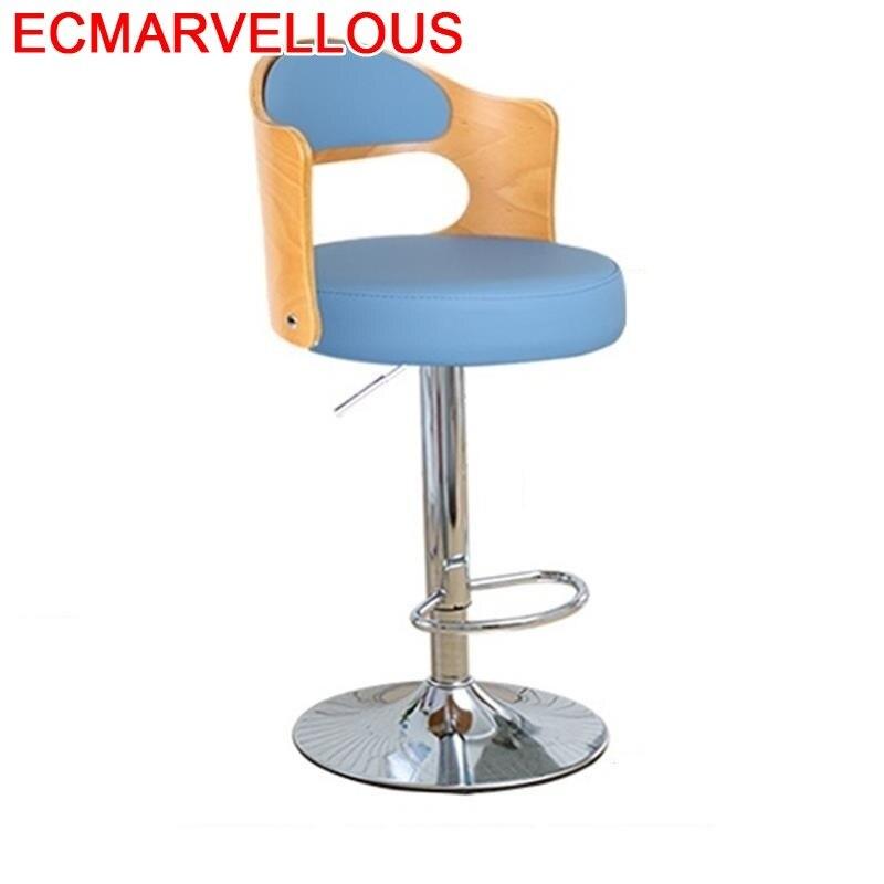 Sandalyeler La Taburete Barstool Comptoir Para Barra Banqueta Todos Tipos Table Tabouret De Moderne Silla Cadeira Bar Chair