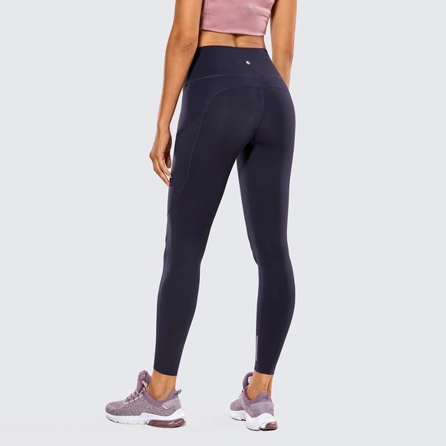High Waisted Yoga Pants with Pockets