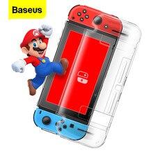 Baseus Klar Fall Für Nintendo Switch Game Karte Shell Dünne Harte PC Schutz Volle Abdeckung Tasche Fall Für Nintend Schalter coque Funda