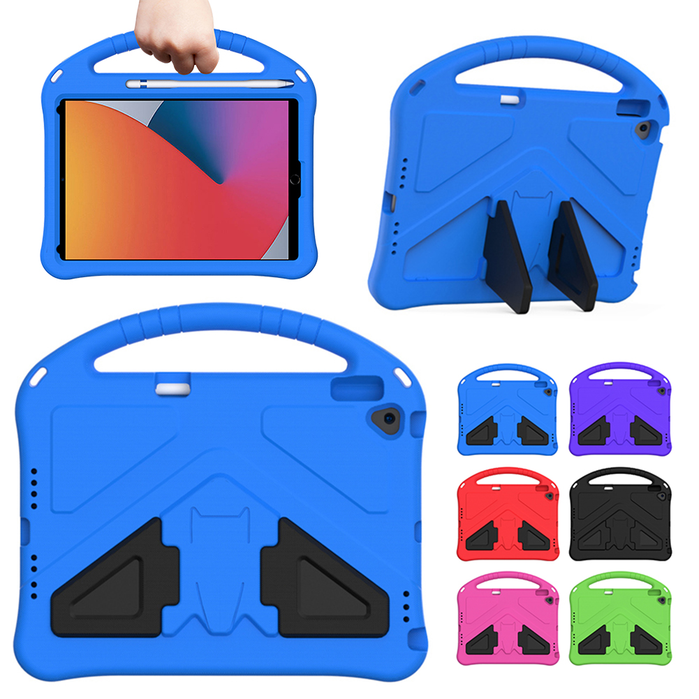 iPad Case Tablet EVA 4 for Cover Safe A2316 Case Stand Kids A2324 2020 Handle Air