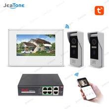 Проводной видеодомофон villa wifi ip система внутренней связи