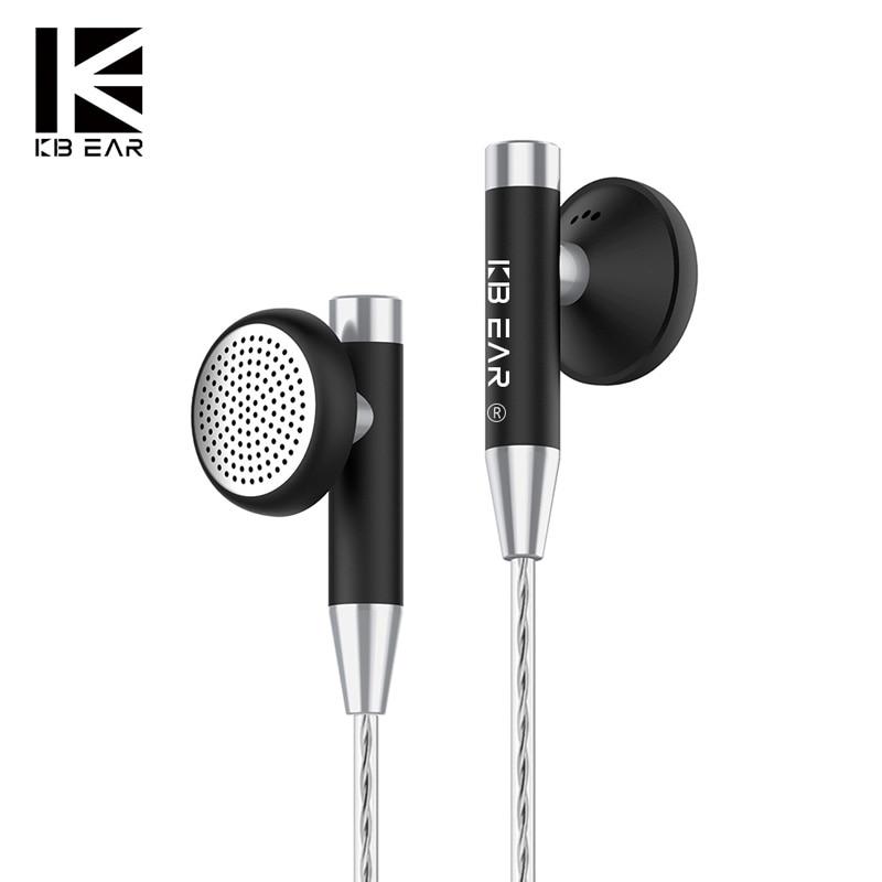 KBEAR Knight N52 Магнитный биокомпозитный мембранный динамический наушник с посеребренным кабелем KB06 F1 HI7 Наушники и гарнитуры      АлиЭкспресс