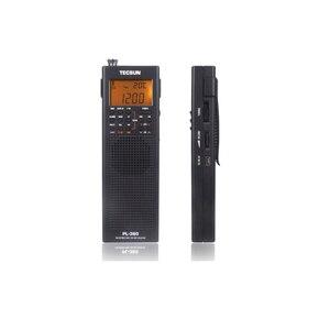 Image 4 - Tecsun PL 360 Полнодиапазонный FM/MW/LW/SW цифровая Демодуляция Карманный стерео ручной полупроводниковый зарядный радиоприемник для пожилых людей
