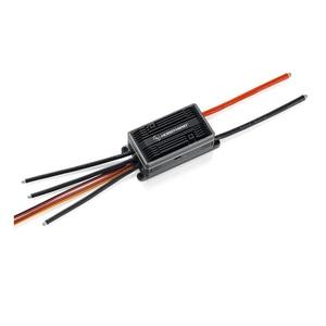 Image 5 - 1 шт. Hobbywing Platinum HV 200A V4.1 6 14S Lipo SBEC/бесколлекторный OPTO ESC для радиоуправляемого дрона квадрокоптера вертолета самолета