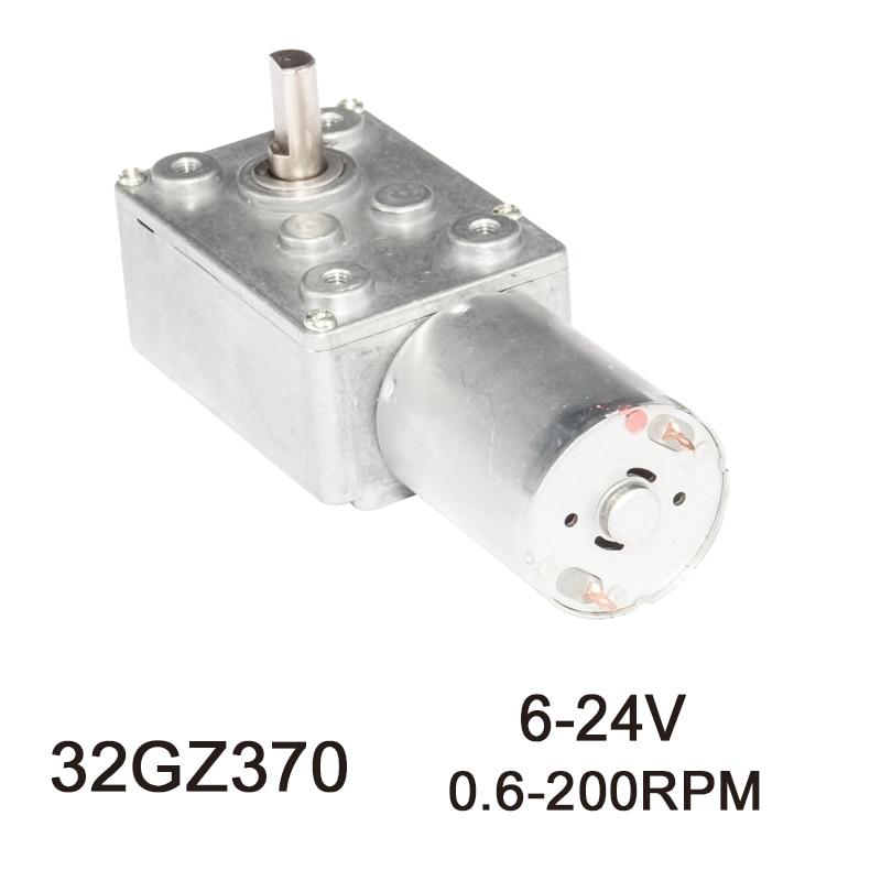 Motorreductor transmisión Motor 6v 200 RPM 200u//min para MODELISMO bote Auto