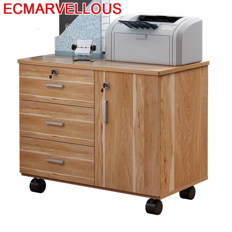 Papeles Armario Archibador File Cupboard Madera Cajones Archivero Mueble Archivador Para Oficina Archivadores Filing Cabinet