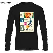 Hommes tshirt UN Bout de Souffle (Souffle) Jean Luc Godard T-Shirt Imprimé T-Shirt t-shirts top