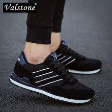 Valstone XL extra large size 49 scarpe da tennis degli uomini Mesh Traspirante air scarpe outdoor Primavera estate antiscivolo a piedi scarpe lace up