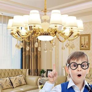 Image 3 - Hanglampen Lustre E Pendente Para Sala De Jantar Crystal Lampen Modern Suspendu Suspension Luminaire Hanging Lamp Pendant Light