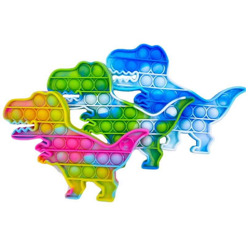 Push Bubble Sensory Fidget Toy Autism Anti Stress Reliever Toys Adult Child Funny Anti stress