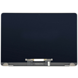 Новый полноэкранный ЖК-дисплей A1706 A1708 в сборе для Macbook Pro Retina 13 дюймов, сменный экран A1706 A1708, серый/серебристый, EMC 3163 3071