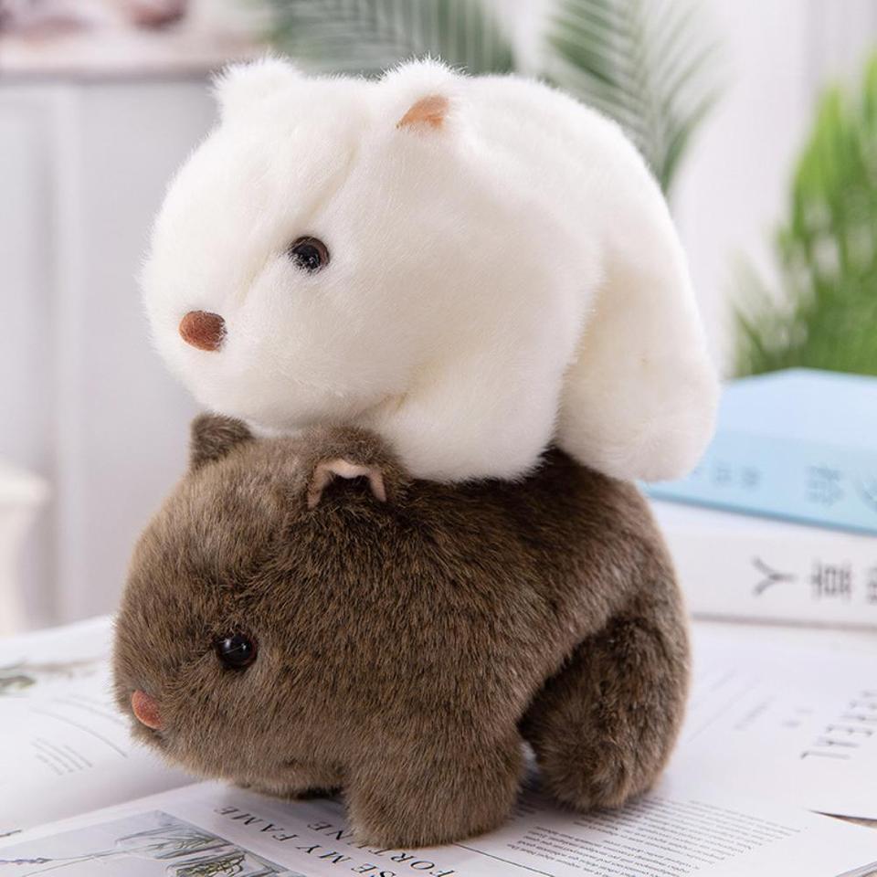 18cm Plush Doll Simulation Guinea Pig Toy Stuffed Cartoon Animal Home Car Decoration Gift Stuffed Plush Animals Aliexpress