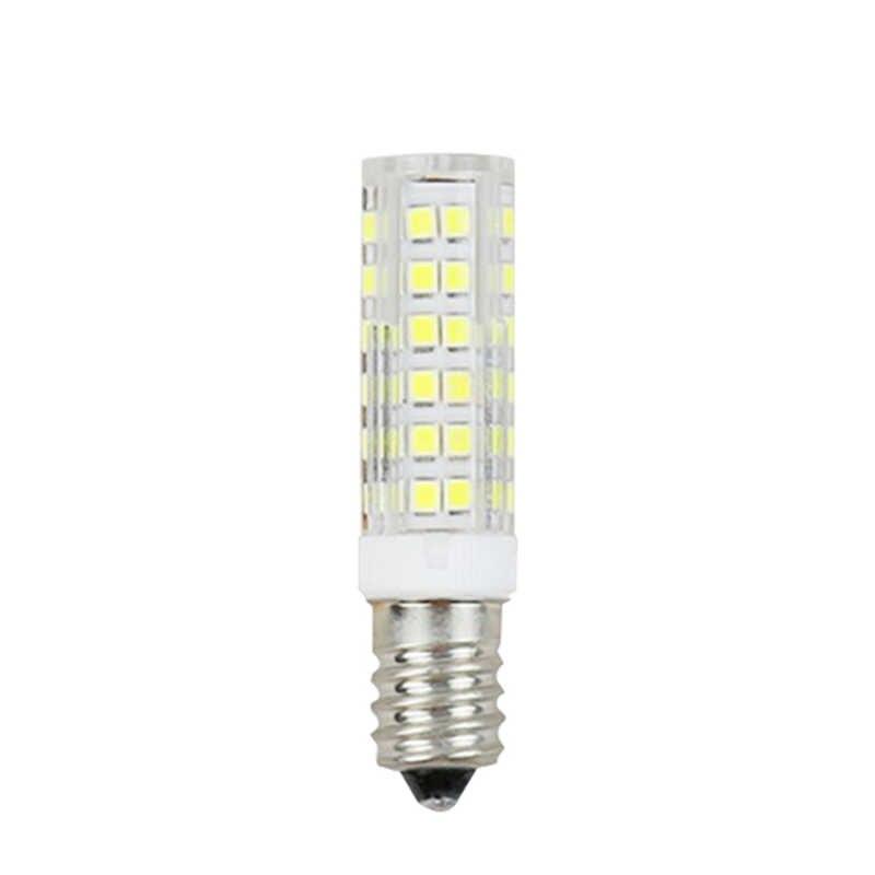 Super lumineux E14 LED 5W 7W 9W 12W 15W AC 220V cristal LED ampoule projecteur pour lustre haute puissance 2835 SMD remplacer lampe halogène