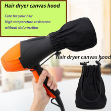 Hair dryer diffuser storage bag organizer cloth curl hairdryer