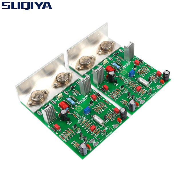 SUQIYA NAIM NAP250 power amplifier diy power amplifier kit finished board audio amplifier hifi amplifier MJE15024 tube
