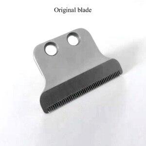 Kemei 1949 машинка для стрижки волос Оригинальное лезвие T-blade лезвие из нержавеющей стали 0 мм baldhead машинка для стрижки волос аксессуары