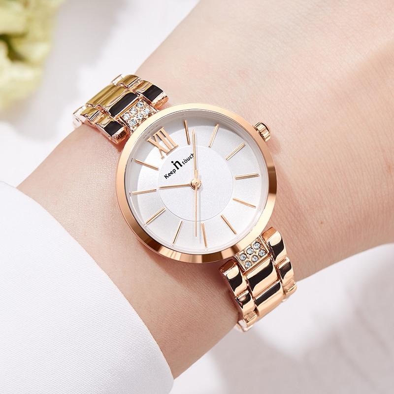 pulseira relógio de pulso feminino marca de