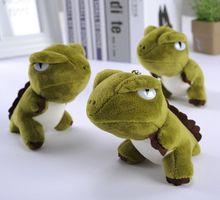 PAPASGIX Soft Stuffed Plush Animals Super Green Big Eyes Tortoise Turtle Animal Baby Toy Gift Girl Best