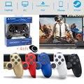 Für Sony PS4 Controller Konsole Gamepad Wireless Bluetooth Virbration Spiel Joystick Für PC/PS4/PS3/Android Dualshock4 joypad