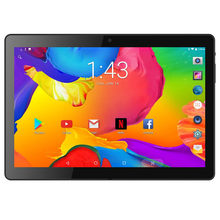 Tablet 10 .1 Inch Android 9.0 3G Phone Call Tablets 32GB Dual Sim Card 5MP Camera WiFi Bluetooth GPS Black(China)