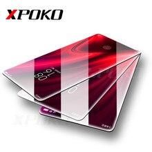 Protector de pantalla de vidrio templado para Xiaomi, Protector de pantalla de vidrio templado para Xiaomi Redmi K20 Pro Mi 9 SE 9T Pro Mi 8 A2 Lite A3 A1, 3 uds.