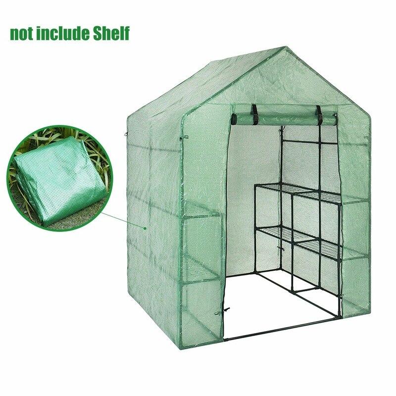 Layer Mini Walk In Greenhouse Portable