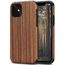 Luxury Wood Grain Phone Case For iPhone 11 Pro XS MAX XR X Hybrid Soft Silicone Shockproof Cover Case for iPhone 7 8 6 6S Plus luxury transparent matte case for iphone 11 pro xs max xr x hybrid shockproof silicone phone case for iphone 6 6s 7 8 plus cover