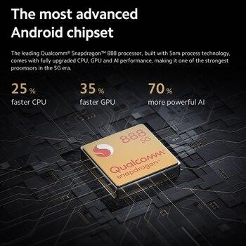Глобальная версия Xiaomi Mi 11i 5G 8 ГБ ОЗУ 128 ГБ ПЗУ 3