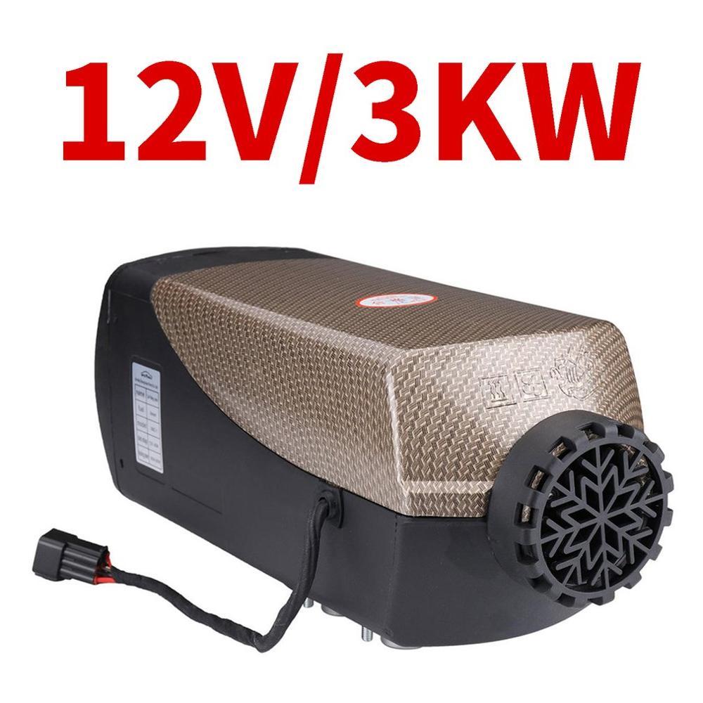12V 5Kw/3Kw/8Kw Стоянкы Автомобилей Автомобиля Дизельный подогреватель воздуха автомобиля нагреватель для автомобиля грузовика прицеп для перевозки лодок универсальный дизельный Обогреватель - Название цвета: Knob