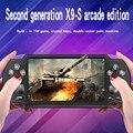 5,1 Zoll 8GB Handheld Tragbare Retro X9S Spielkonsole Player Eingebaute 10000 Spiele