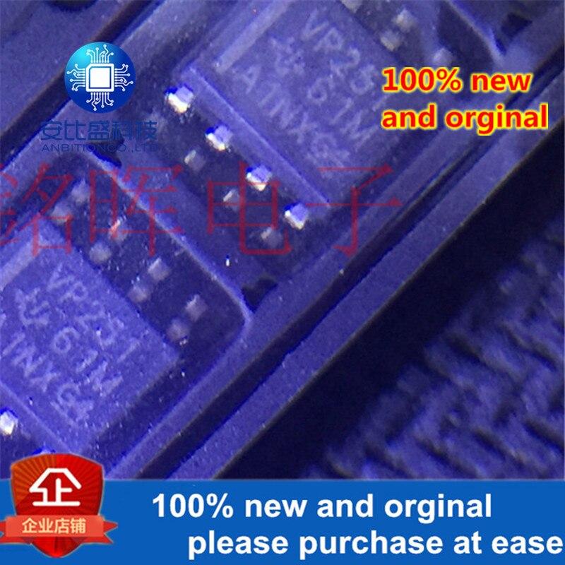 5pcs 100% New And Orgianl SN65HVD251DR Silk-screen VP251 SOP-8 In Stock