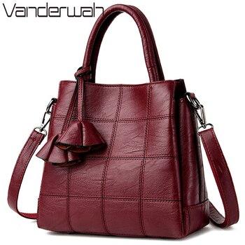 嚢トート本革の高級ハンドバッグ女性のバッグデザイナーハンドバッグ高品質女性 Corssbody ハンドバッグ女性 Bolsas 用
