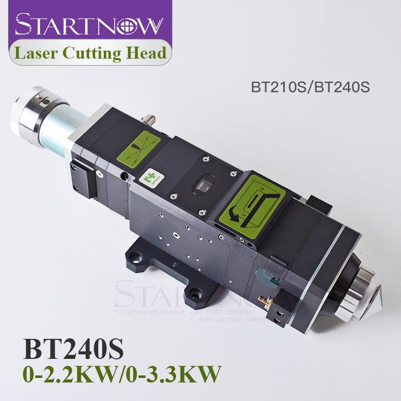 Raytools Empower BT210S BT240S 0-3300W Fiber Laser Cutting Head BT240 For QBH Raycus IPG Fiber Laser CNC Laser Cutting Machine