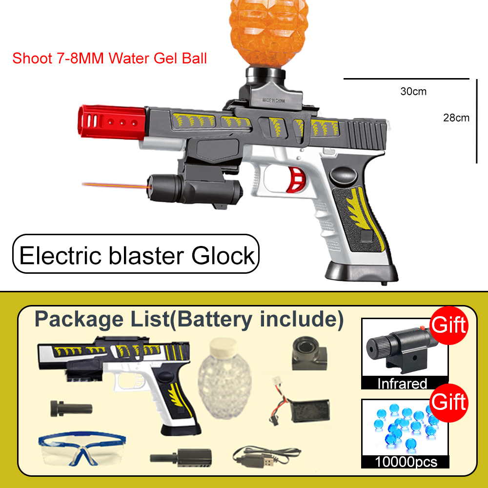 Plastics Toy Gun M1911 1:1 Model Guns Cannot Shoot Military Fans Collection Boys Weapon Rifle Pistol Toys for Children Birthday 2