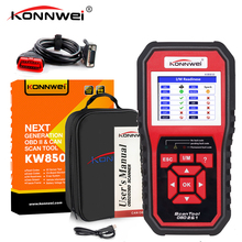 Scanner Code-Reader Engine Launch Obd2 Professional CR3008 Konnwei Kw850 Full-Obdii Functions